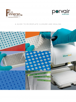 Porvair Finneran Guide to Microplate Closure and Sealing-1