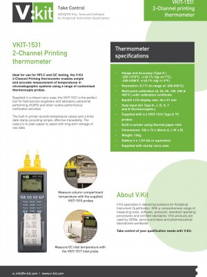 VKIT-1531 2-Channel Printing Thermometer_Datasheet_v3.2-1